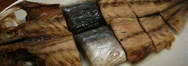 くさや(特大) ☆ポランのくさやは店主厳選の新島産。伝統の風味。