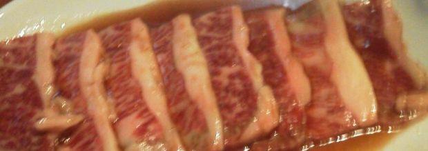 焼きシャブ ☆原価割れ覚悟。最高級ポン酢おろしで、肉の旨味を感じます!!